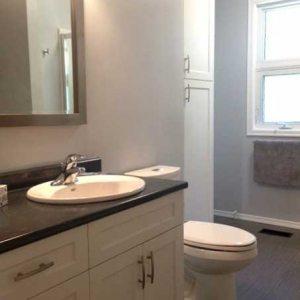 Bathroom Renovation Cabinetry
