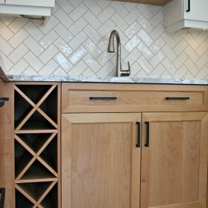 Kitchen Storage Ideas Wine Racks