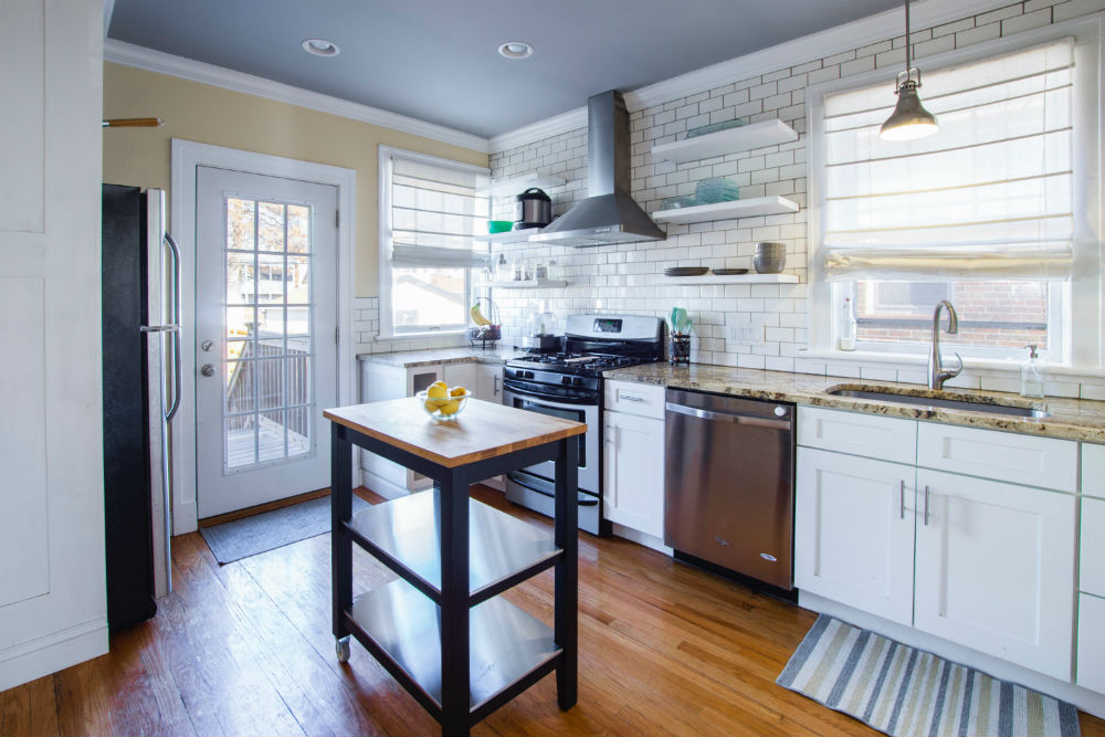 Kitchen Improvements before selling