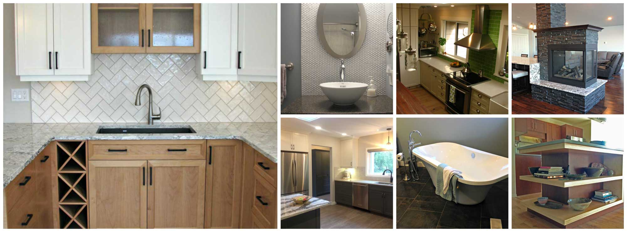 Photos of our renovation expertise accreditations on for Bathroom ideas victoria bc