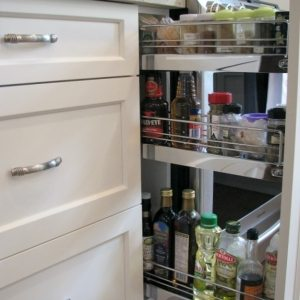 Kitchen Spice Rack Cabinet