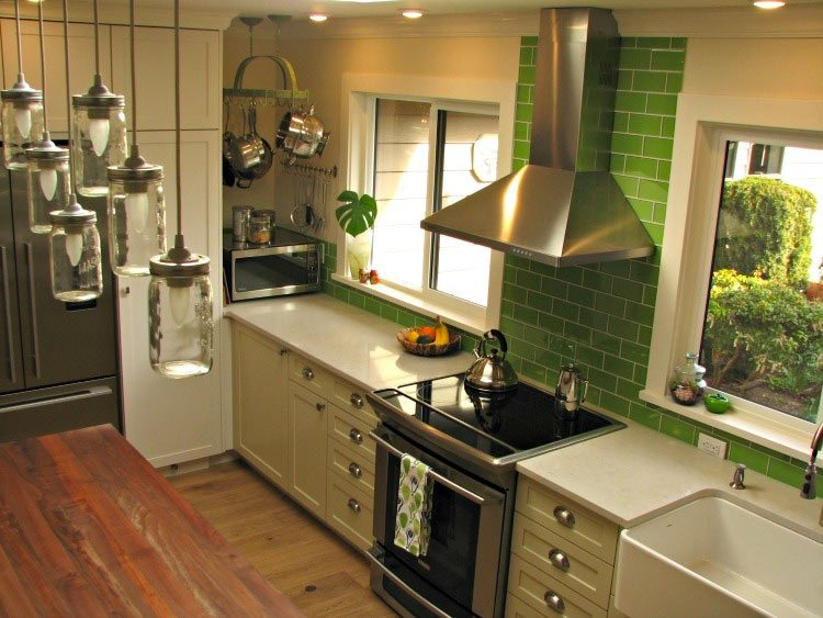 General contractors full service renovations victoria for Kitchen design victoria bc