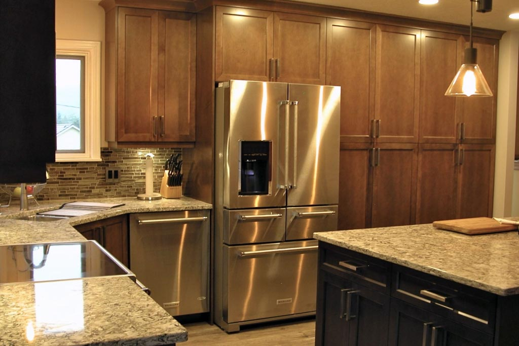 home kitchen cabinet refacing in victoria nanaimo bc
