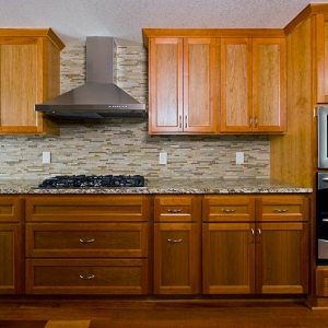 Wood Cabinets Renovation
