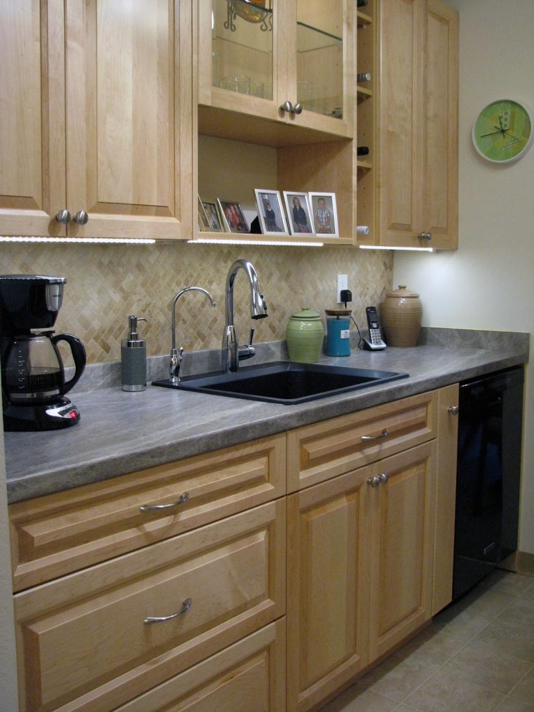 Home kitchen cabinet refacing in victoria nanaimo bc for Kitchen design victoria bc