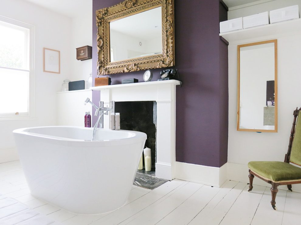 add colour to your bathroom renovation