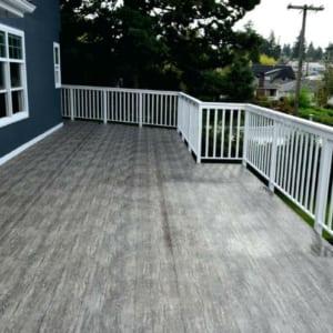 common deck materials: deck contractors victoria